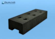 Kunststofffuß PVC 26.50 kg