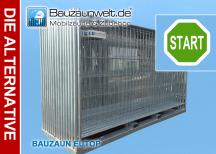 Bauzaun / Mobilzaun EUTOP