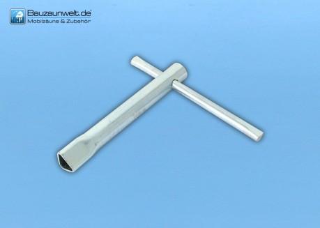 Steckdreikantschlüssel 17,5 mm